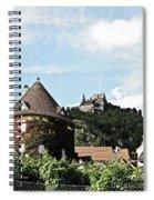 Durnstein Castle Spiral Notebook