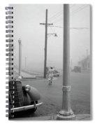 Dust Bowl, 1936 Spiral Notebook