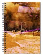 Dust Bowl Spiral Notebook