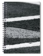 Dust Covered Home Spiral Notebook