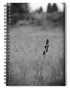 Dust In The Wind Spiral Notebook