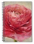 Dusty Pink Spiral Notebook