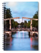 Dutch Bridge Spiral Notebook