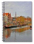 Dutch Living Spiral Notebook
