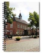 Dutch Village Spiral Notebook