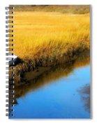 Dutcher Dock 3 Spiral Notebook