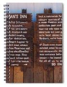 Dutchman's Inn Spiral Notebook