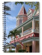 Duval And South Spiral Notebook