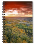 D.wiggett View Of Dry Island, Buffalo Spiral Notebook