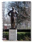 Dwight D Eisenhower Spiral Notebook