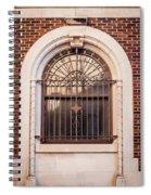 Dwyer Street Window Spiral Notebook