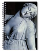 Dying Lucretia  Spiral Notebook