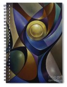 Dynamic Chalice Spiral Notebook