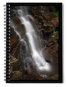 Dynamic Descent Spiral Notebook
