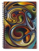 Dynamic Series #15 Spiral Notebook