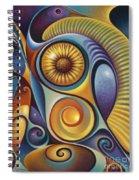 Dynamic Series #21 Spiral Notebook