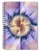Dynamism Spiral Notebook