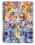 Dyslexia Spiral Notebook