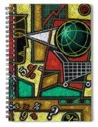 E-commerce Spiral Notebook