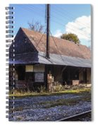 Eagle Bridge Depot Spiral Notebook