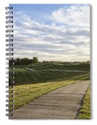Eagle Knoll Golf Club - Hole Four Spiral Notebook