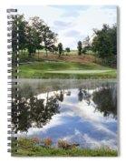 Eagle Knoll Golf Club - Hole Six Spiral Notebook