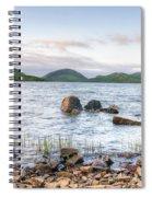 Eagle Lake Spiral Notebook