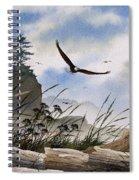 Eagles Home Spiral Notebook