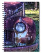 Early 1950s Automobile 1 Spiral Notebook