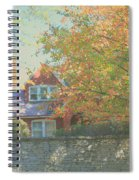 Early Autumn Home Spiral Notebook