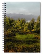 Early Fall On Kebler Pass Spiral Notebook