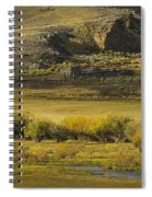 Early Fall Sunrise Spiral Notebook