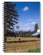 Early Harvest Spiral Notebook