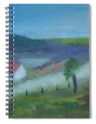 Early Morning In Donegal Spiral Notebook