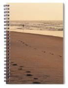 Early Morning Stroll At Litchfield Spiral Notebook