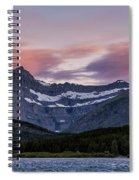Early Sunrise Spiral Notebook