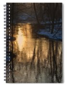 Early Winter Morning Spiral Notebook