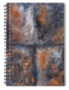 Earth 1 Spiral Notebook