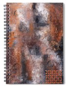 Earth 2 Spiral Notebook