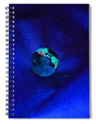 Earth Alone Spiral Notebook