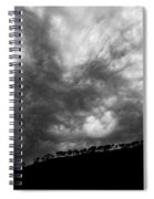Earth And Sky No.19 Spiral Notebook