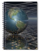 Earth Horizons Spiral Notebook