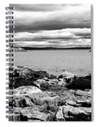 Earth Sea And Sky Spiral Notebook