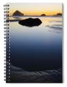 Earth The Blue Planet 4 Spiral Notebook