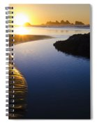 Earth The Blue Planet 7 Spiral Notebook