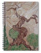 Earthen Tree Spiral Notebook