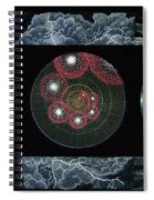 Earth's Beginnings Spiral Notebook