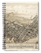 East Boston 1879 Spiral Notebook