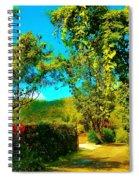 East End St. John's Usvi Spiral Notebook