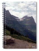 East Glacier National Park Spiral Notebook